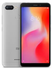 Смартфон Xiaomi Redmi 6 3Gb/32Gb Серый Global Version