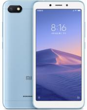 Смартфон Xiaomi Redmi 6A 3/32Gb Голубой Global Version