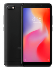 Смартфон Xiaomi Redmi 6A 3/32Gb Черный Global Version
