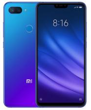 Смартфон Xiaomi Mi 8 Lite 4/64Gb Aurora blue Global Version