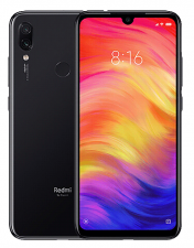 Смартфон Xiaomi Redmi Note 7 4/64Gb Черный Global Version