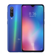 Смартфон Xiaomi Mi 9 8/128Gb Blue Global Version