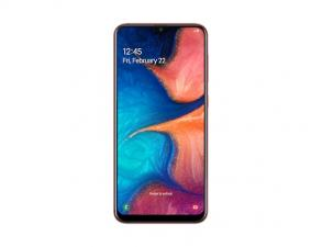 Смартфон Samsung Galaxy A20 32Gb Красный
