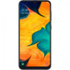 Смартфон Samsung Galaxy A30 64GB Чёрный