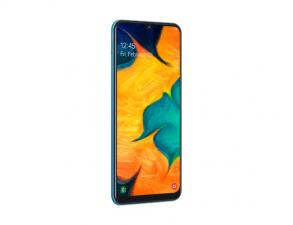Смартфон Samsung Galaxy A30 32GB Синий