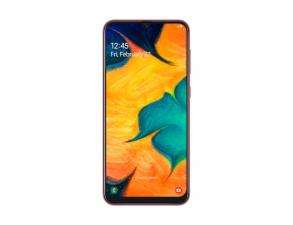 Смартфон Samsung Galaxy A30 32GB Красный