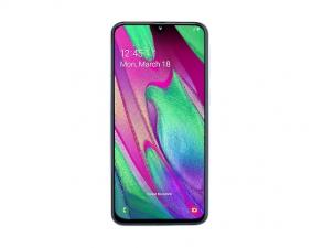 Смартфон Samsung Galaxy A40 64GB Белый