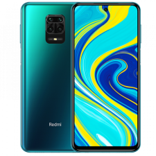 Смартфон Xiaomi Redmi Note 9 Pro Max 9 8/128Gb Aurora Blue Global Version