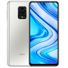 Смартфон Xiaomi Redmi Note 9 Pro Max 8/128Gb Glacier White Global Version