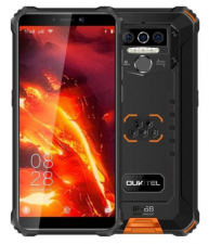 Смартфон OUKITEL WP5 3/32GB Orange